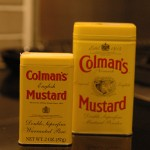 Flank Steak with Dry Mustard Marinade