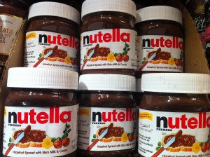 Going Natural with Homemade Nutella