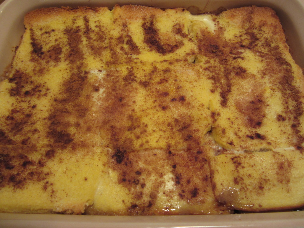 Oven-Baked French Toast - My Judy the Foodie