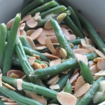 Green Beans with Shallot Sauce
