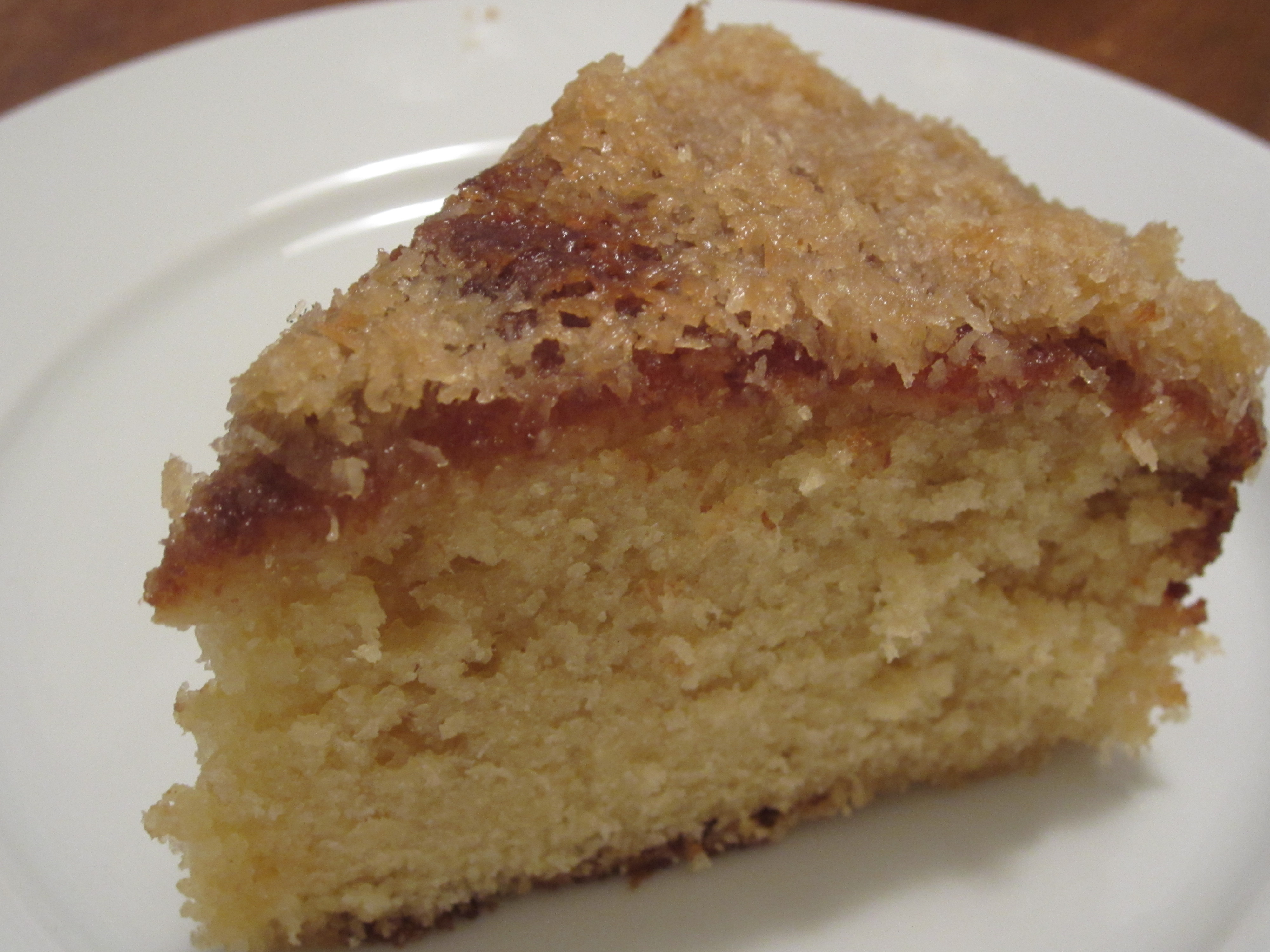 Best Recipe For Coconut Cake Made From Scratch