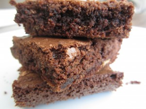Passover: Chocolate Brownies