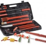 Fire Up The Grill & Enter to Win A Chefmaster 19-piece BBQ Tool Set