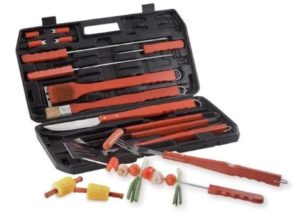 Chef Master 19-Piece BBQ Tool Giveaway