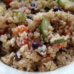 Secret Recipe Club – Summer Quinoa Salad