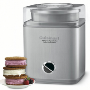 Giveaway: Frozen Yogurt, Sorbet, and Ice Cream Maker