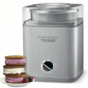 Giveaway: Frozen Yogurt, Sorbet, and Ice Cream Maker