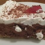 No Bake Chocolate Pie w/ COOL WHIP
