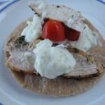 Chicken Tzatziki
