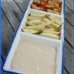 Cinnamon Yogurt Fruit Dip