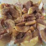 Secret Recipe Club: Peach Cobbler