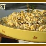 Summer Skillet Corn