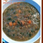 Seriously Soupy: Lentil, Parsnip and Apple Soup