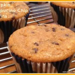 Secret Recipe Club: Pumpkin Cappuccino Chip Muffins