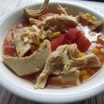 Chicken Tortilla Soup for the Soul