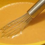 Pumpkin Chip Pancakes