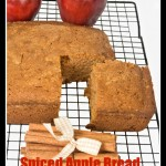 Secret Recipe Club: Spiced Apple Bread