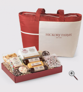 Hickory Farms Pack and Go Tote Giveaway