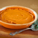 Gingered Sweet Potato Casserole