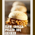 Superbowl: Slow Cooked Pulled BBQ Chicken