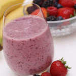 Fruit & Avocado Smoothie