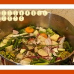 Vegetable Soup Stock