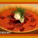 Seriously Soupy: Borscht