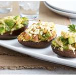 Stuffed Baked Avocado: 3 Ways