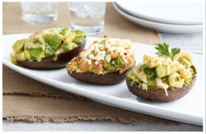 Stuffed Baked Avocado: 3 Ways