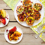 Three Summer Fruit Salads
