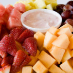 Three Fruit Dips
