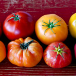 Heirloom Tomatoes and a $50 Whole Foods Gift Card