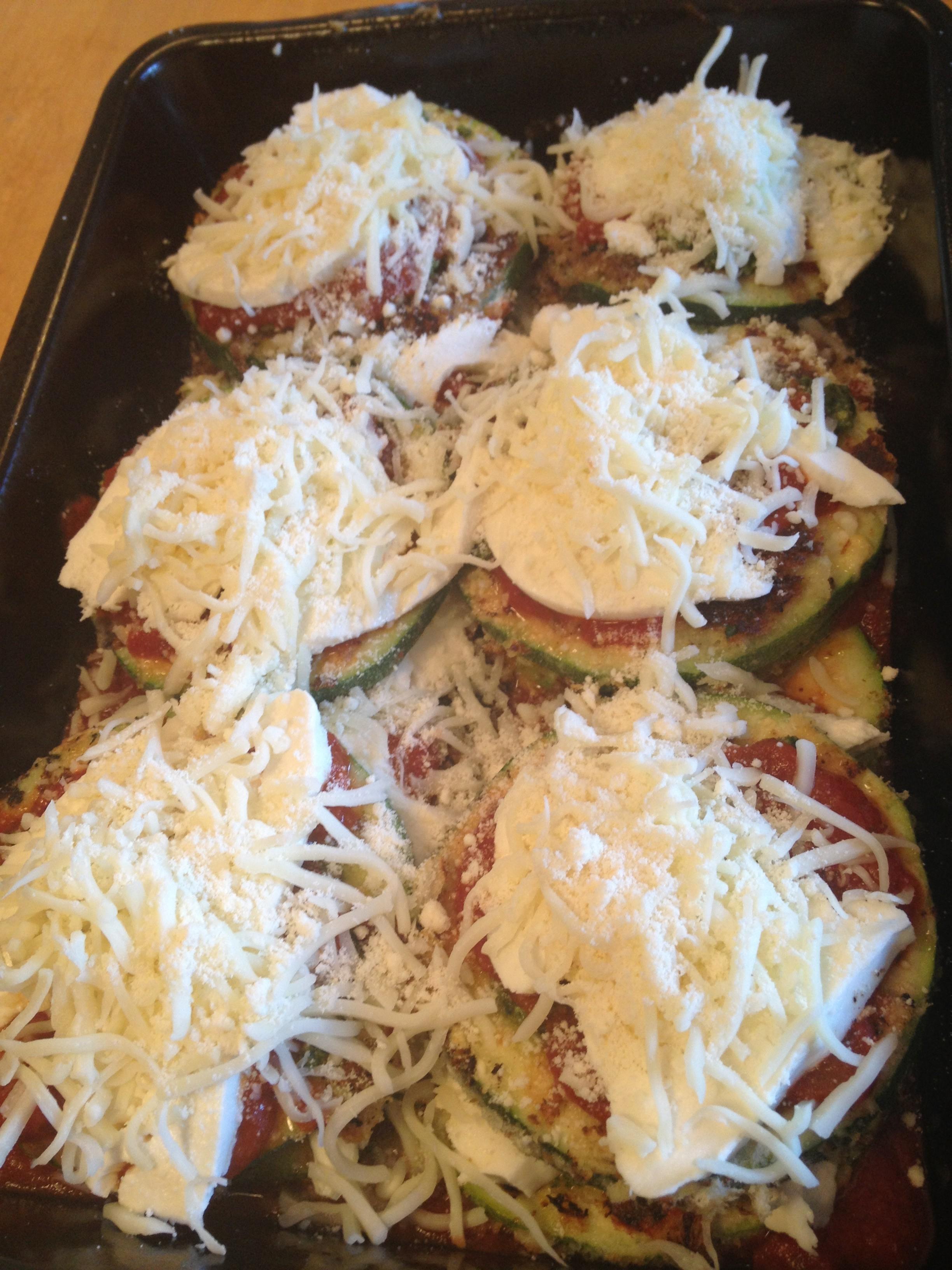 zucchini parm