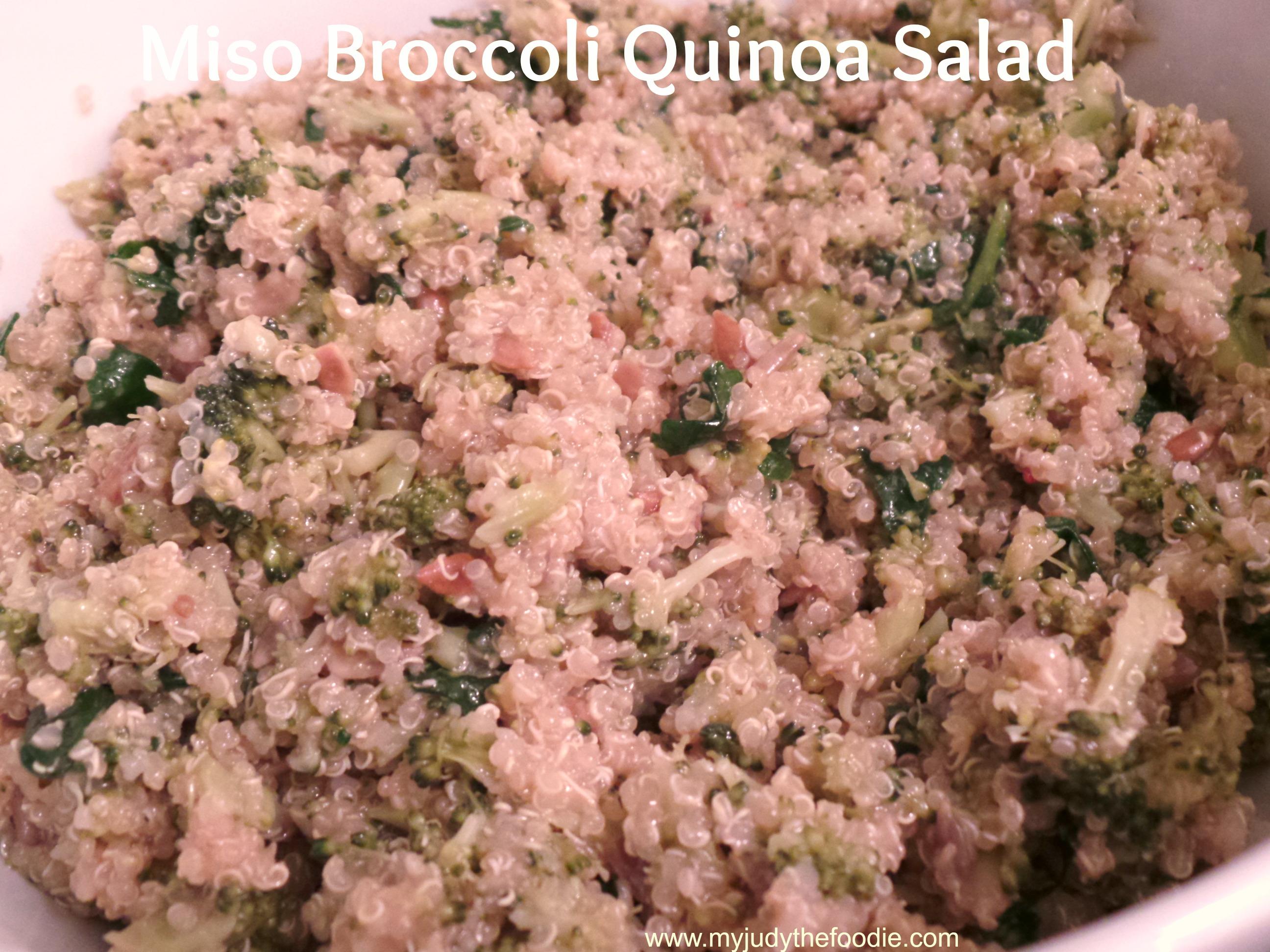 BroccoliMisoQuinoa
