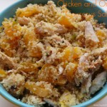 Chicken and Orange Couscous Salad
