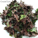 Valentine's Day: Chocolate-Drizzled Kale Chips