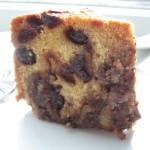 Slow Cooked Vanilla Swirl Pound Cake