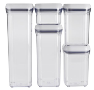 e-Meals 3-Month Meal Plan Giveaway and an OXO 5-Piece Container Set