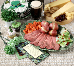 St Patrick's Day: Slow Cooked Corned Beef