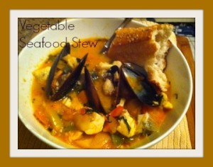 Vegetable Seafood Stew