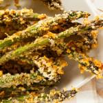 Roasted Panko Asparagus