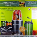 Nutribullet 14-Piece Nutrition Extractor Blender/ Juicer Giveaway