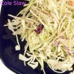 Bebe's Coleslaw