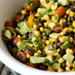 Black Bean Power Salad