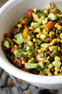 Black Bean Power Salad