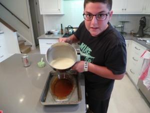 Baked Caramel Flan