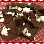 Sweet and Salty Popcorn Bark