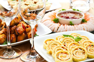 Best  Appetizers for a New Year