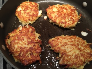 Hanukkah: Potato Latkes