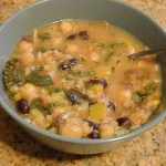 Vegetable-Packed Winter Comfort Soup